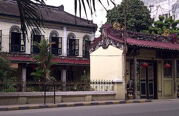 Sejarah Rumah Tjong Fie Medan Aneka Info Unik Kota