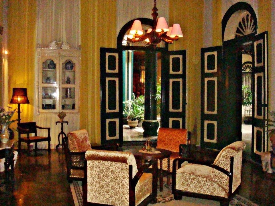 Tjong Fie Mansion Medan Attraction Indonesia Copy Rumah Kota
