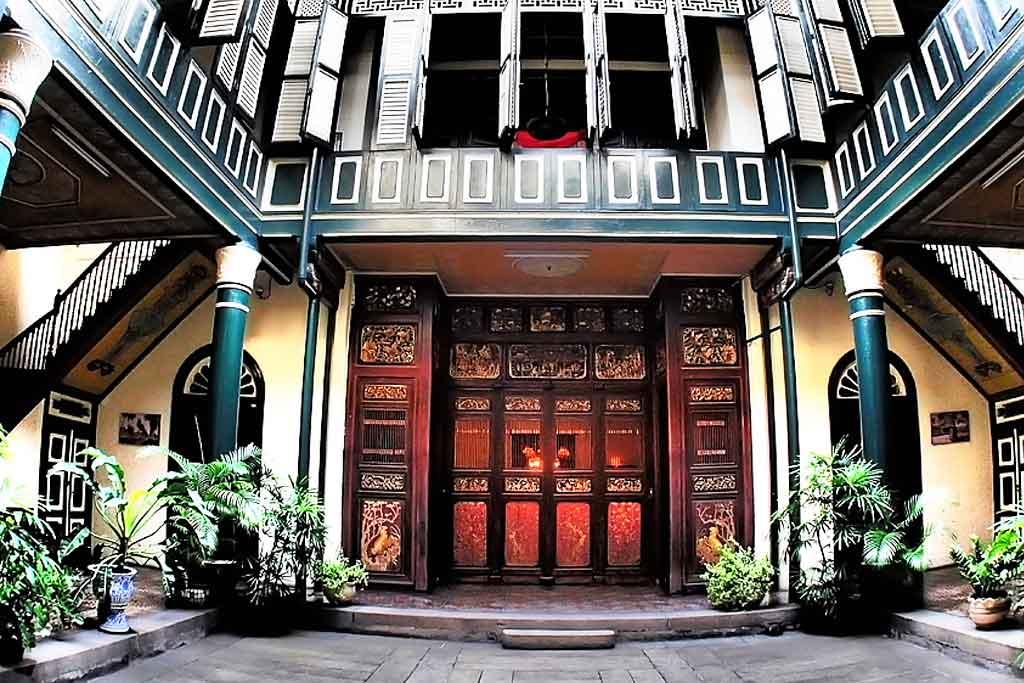 Tjong Fie Mansion Museum Medan North Sumatra Visit2indonesia Rumah Kota