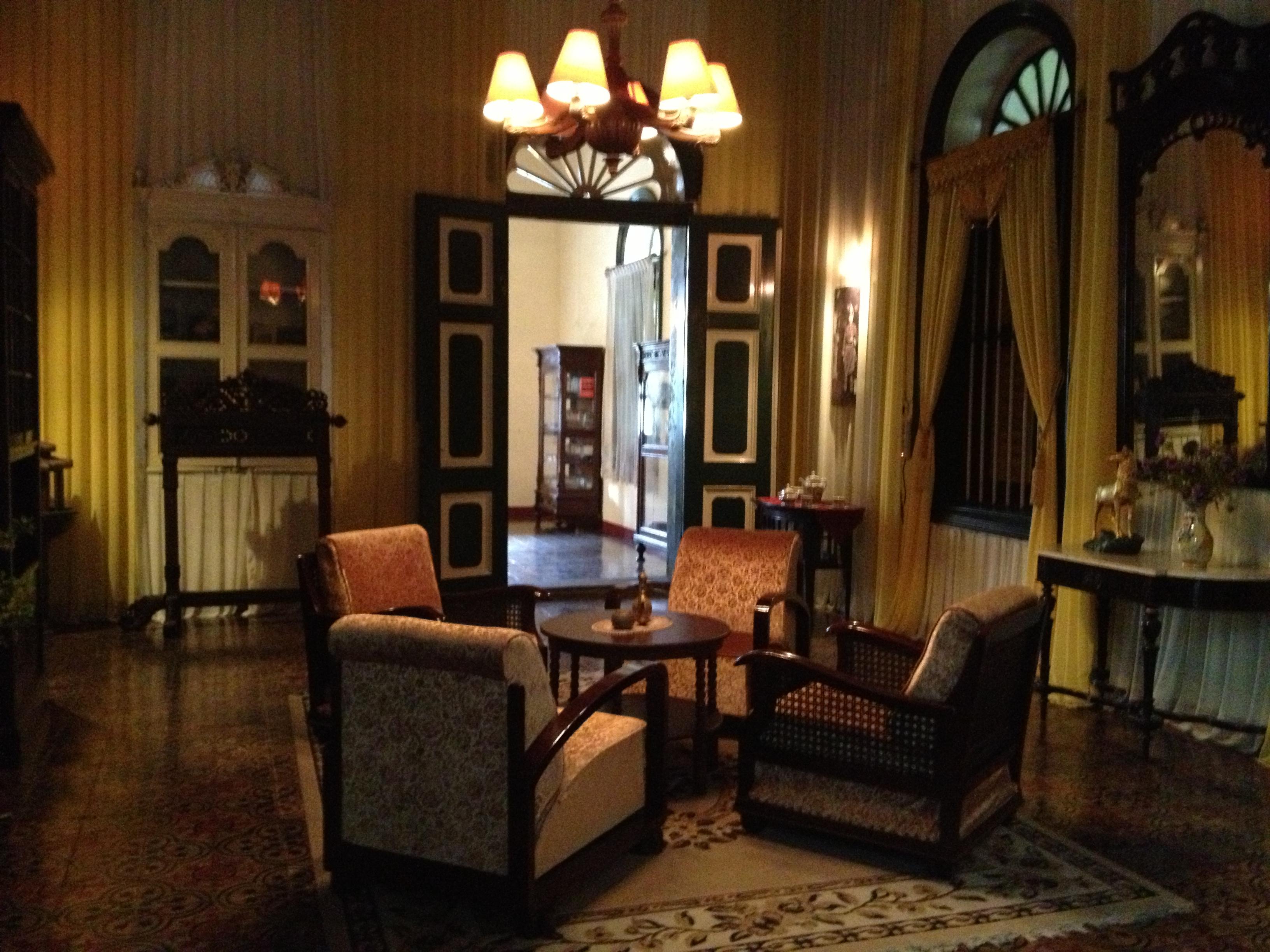 Tjong Fie Mansion Taipan Medan Klikhotel Tjongafie 5 Rumah Kota