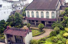 Tjong Fie Mansion Woonhuis Van Medan City Heritage Landmark Kota