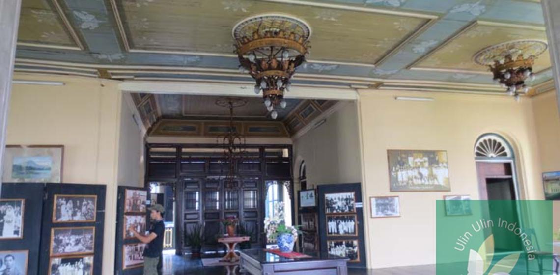 Wisata Imlek Medan Mari Menengok Rumah Tjong Fie Ulinulin Kota