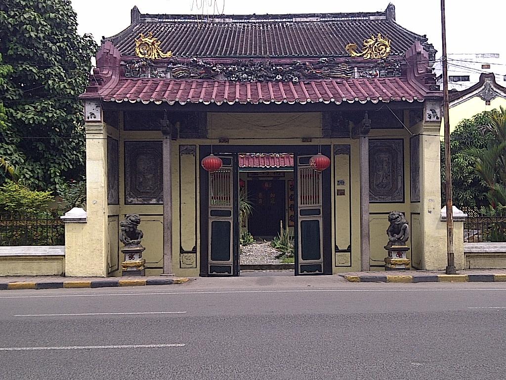 Wisata Sejarah Kota Medan Kediaman Tjong Fie Free Simple Mind