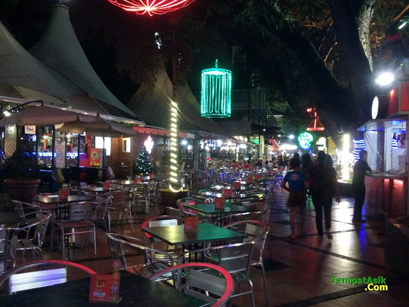 7 Hal Menarik Merdeka Walk Medan Pusat Tongkrongan Anak Kalo