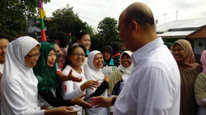 Eldin Potensi Anak Digali Sejak Dini Tribun Medan Wali Kota