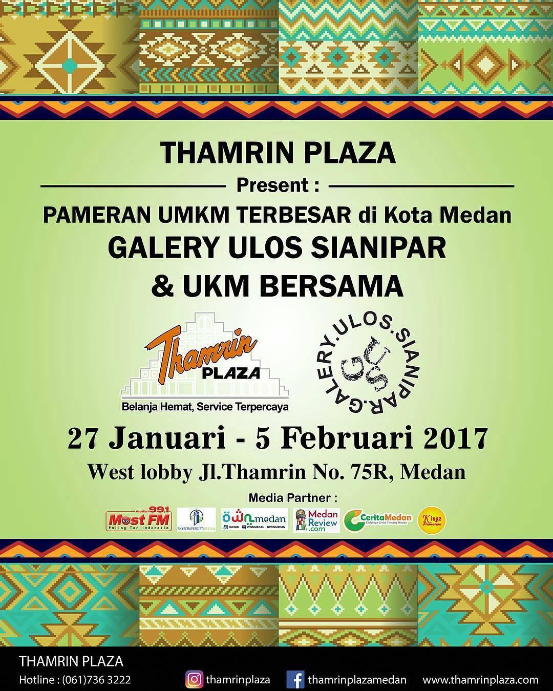 Event Medan Info Jadwal Acara Terbaru Headline Pameran Umkm Terbesar