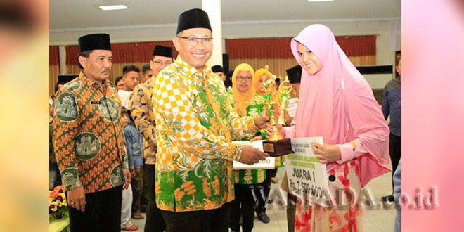 Medan Labuhan Juara Umum Festival Nasyid Seni Qasidah 2018 Anak