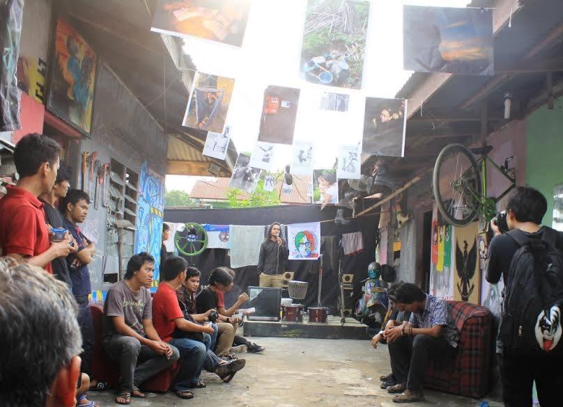 Pameran Seni Rupa Jong Bataks Arts Festival 2015 Rumah Salah