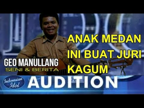 Video Editan Jelek Anak Medan Indonesian Idol 2018 Youtube Seni