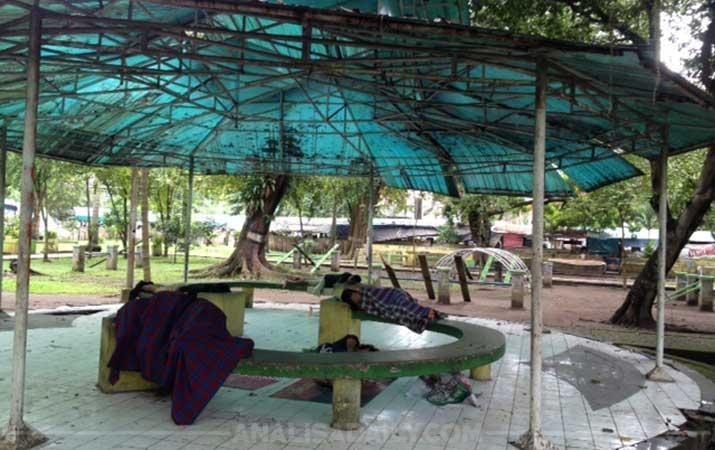 Berita Warga Keluhkan Aksi Premanisme Taman Ahmad Yani Medan Kota