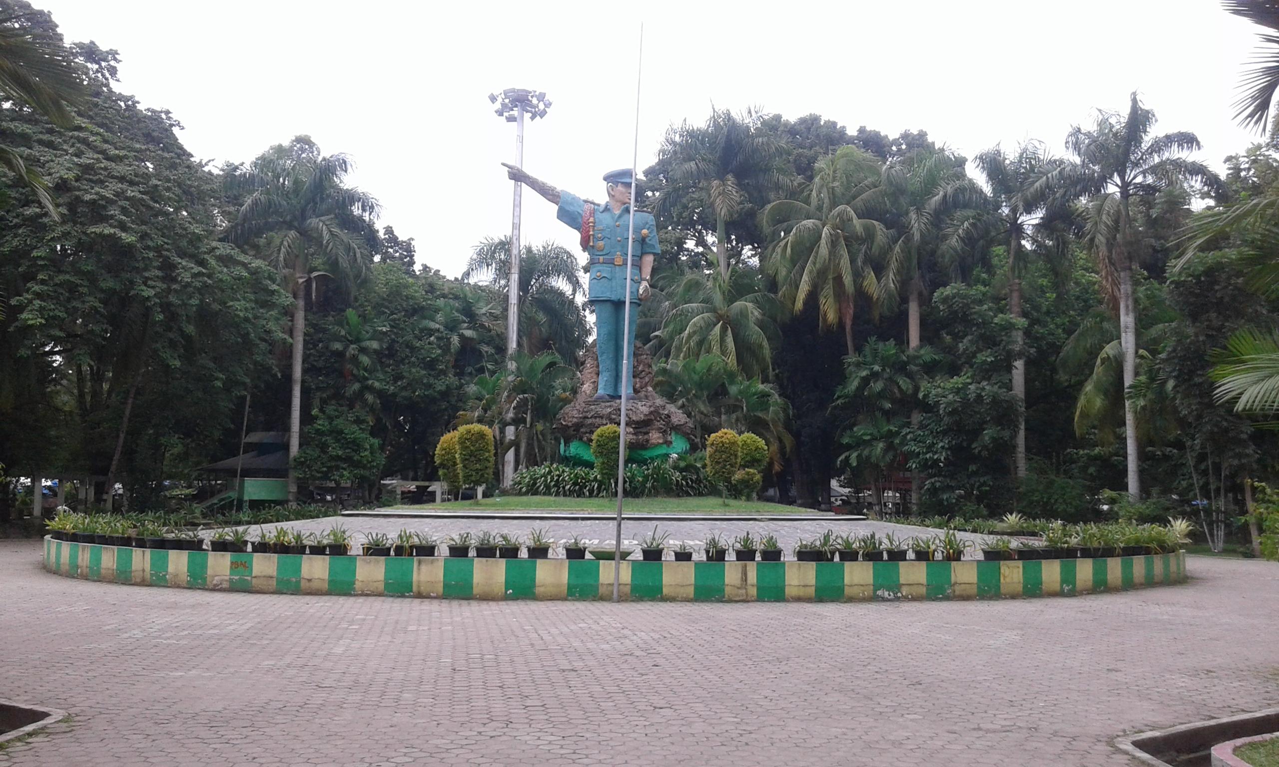 Harapan Tantangan Ruang Publik Kota Medan Oleh Fd Tanjung Patung