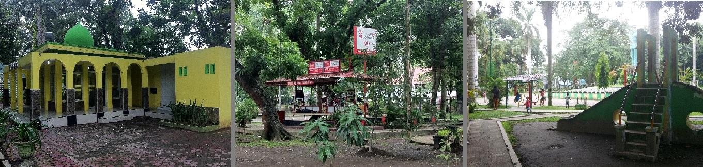 Taman Ahmad Yani Medan Travelicious Bersantai Tersebut Adanya Fasilitas Wi
