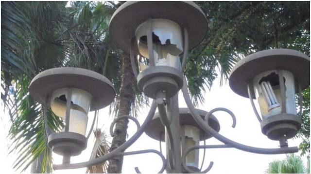 Taman Digital Free Wifi Ahmad Yani Medan Maimun Semedan Patung
