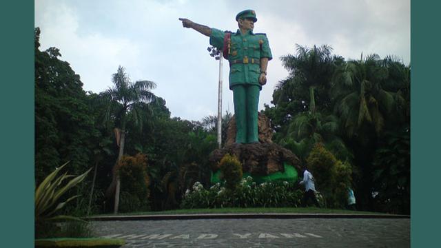 Wisata Taman Terbuka Hijau Kota Medan Lifestyle Liputan6 Mempesona Ahmad