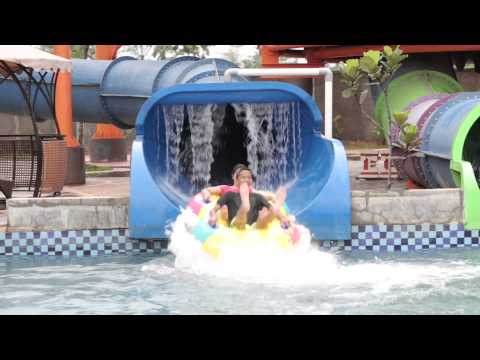 Hairos Waterpark Videomoviles Wonders Water World Taman Air Bima Utomo