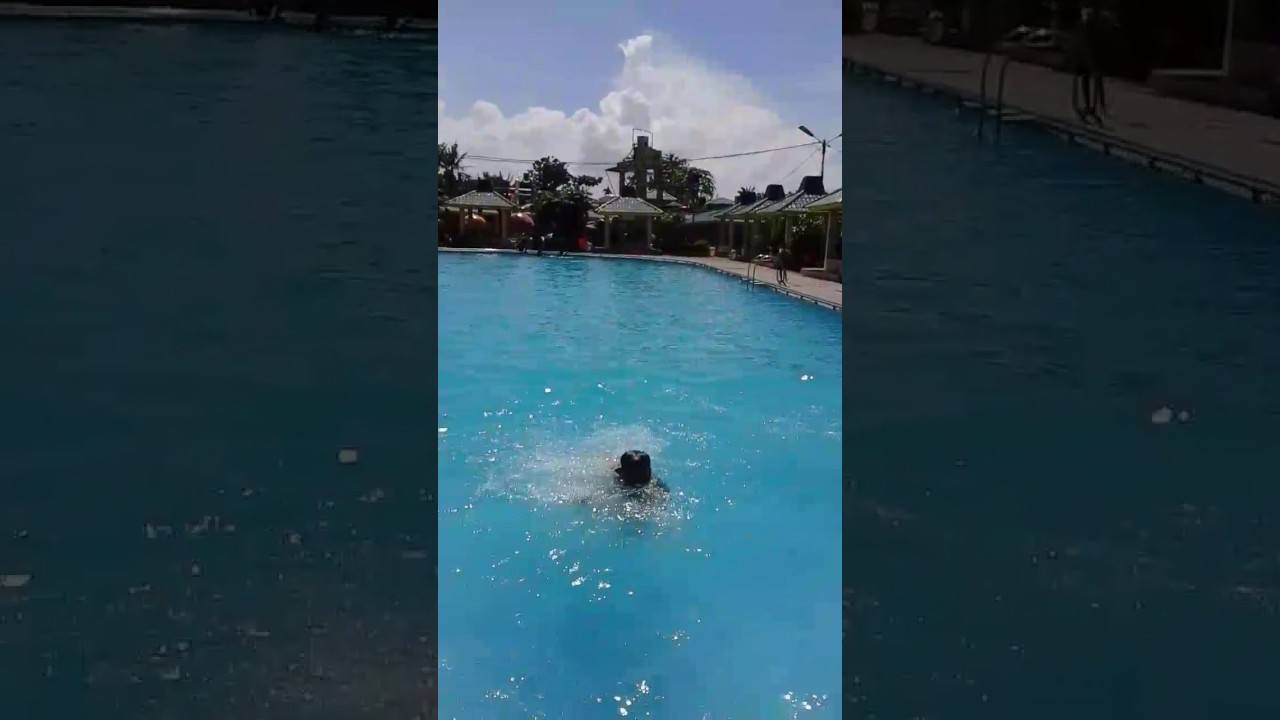 Saldo Bima Utomo Waterpark Batang Kuis Tembung Youtube Taman Air