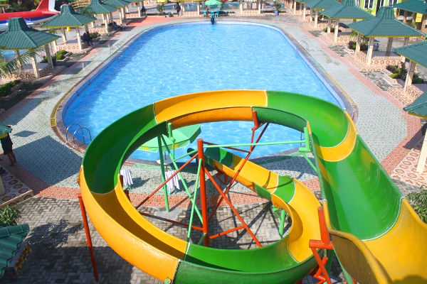 Tiket Bima Utomo Waterpark Medan Wahana 2018 Travels Taman Air