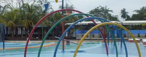 Hairos Water Park 1 Terlengkap Terbesar Sumatera Utara Kolam Air