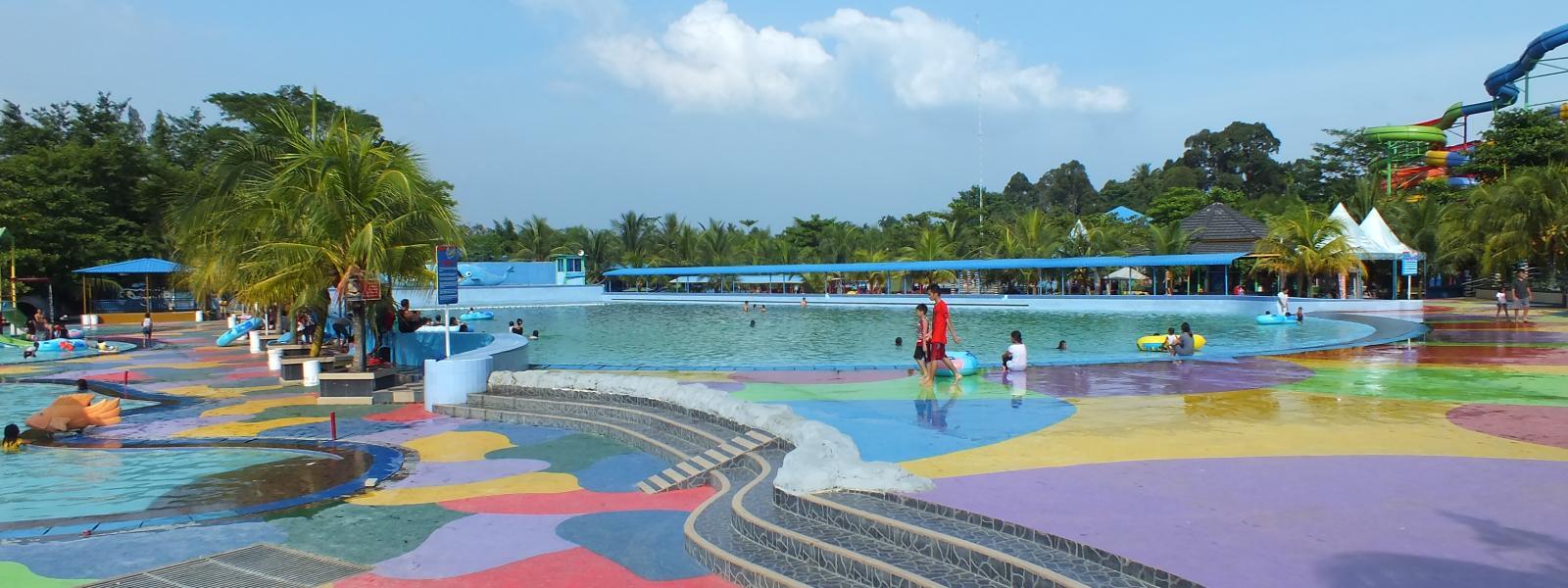 Hairos Water Park 1 Terlengkap Terbesar Sumatera Utara Taman Air