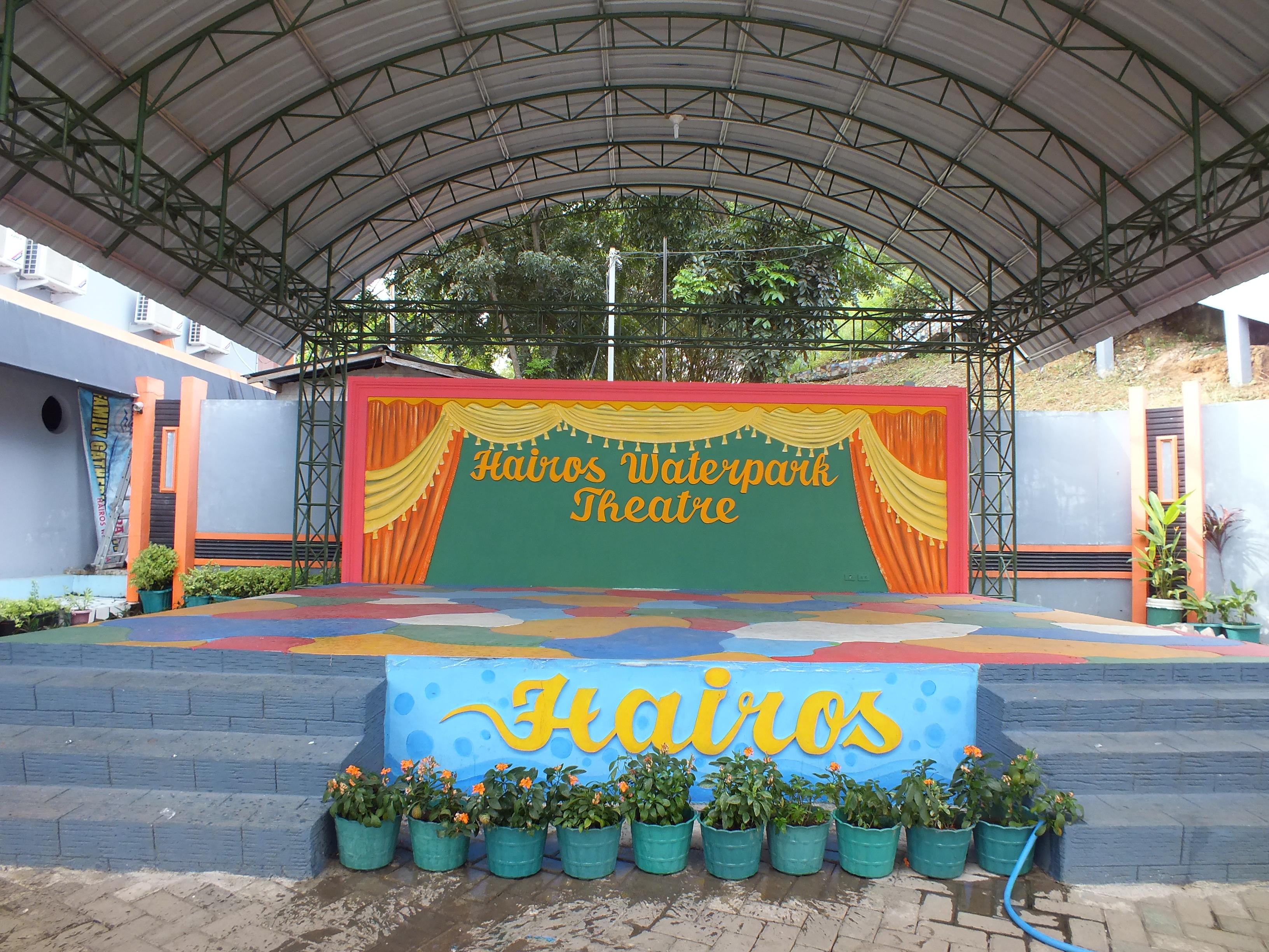 Hairos Water Park 1 Terlengkap Terbesar Sumatera Utara Theater Taman
