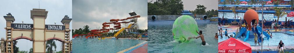 Hairos Water Park Medan Obyek Wisata Menurut Koordinator Waterpark Pak