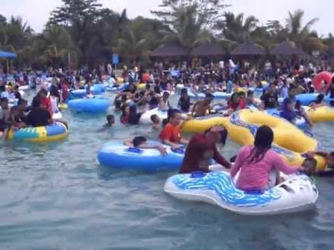 Hairos Waterpark Medan Youtube Taman Air Kota