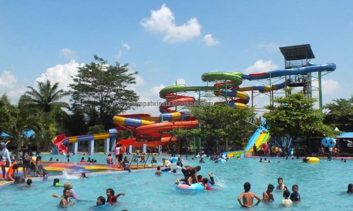 Harga Tiket Masuk Kolam Renang Hairos Waterpark Medan Informasi Jamin