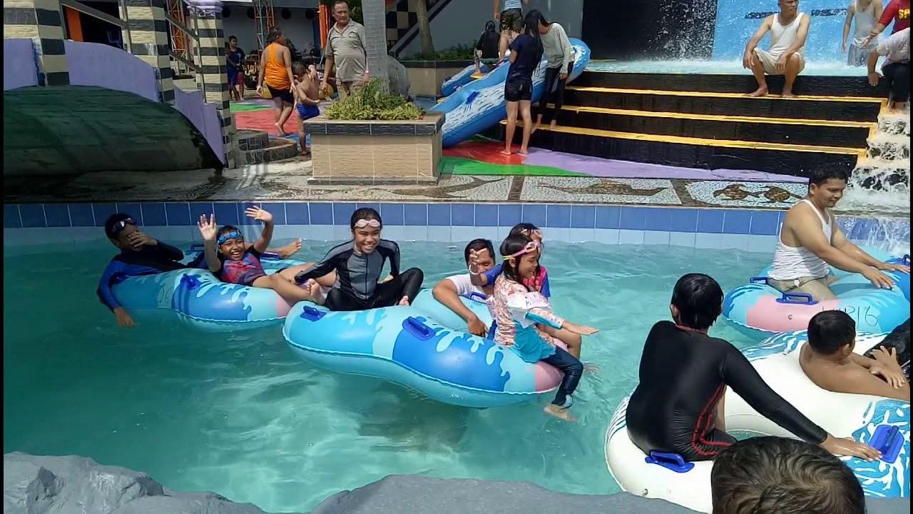 Penampakan Hairos 2018 Medan Youtube Taman Air Kota
