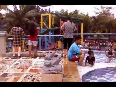 Video Taman Rekreasi Hairos Indah Dikota Medan Youtube Air Kota