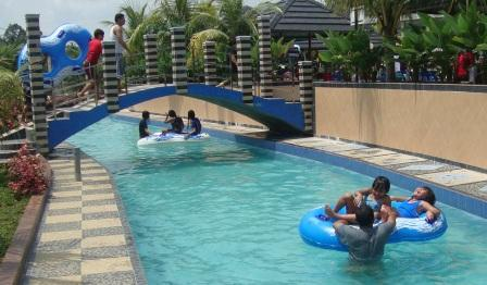 Wahana Asyik Hairos Water Park Panduan Wisata Medan Part 4