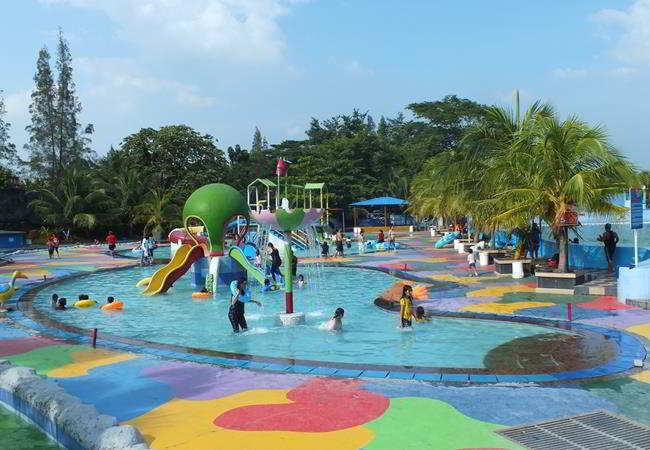 Wahana Harga Tiket Masuk Hairos Waterpark Medan 2018 Ibu Kota