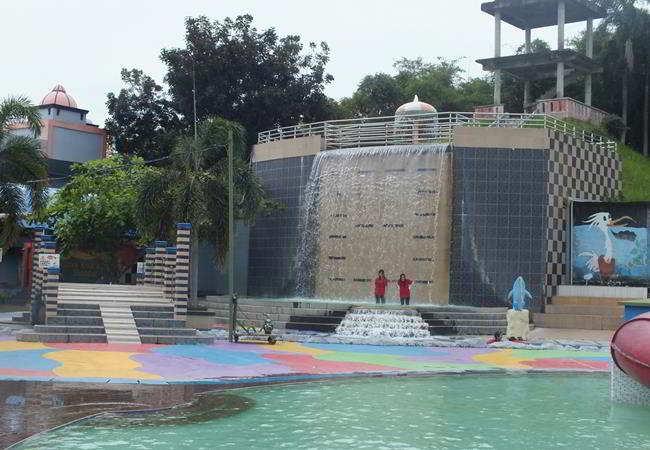 Wahana Harga Tiket Masuk Hairos Waterpark Medan 2018 Kolam Air