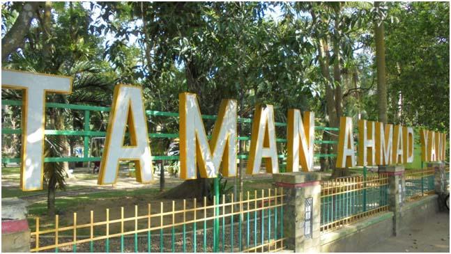 5 Taman Indah Kota Medan Tempat Bersantai Cocok Bersama Keluarga