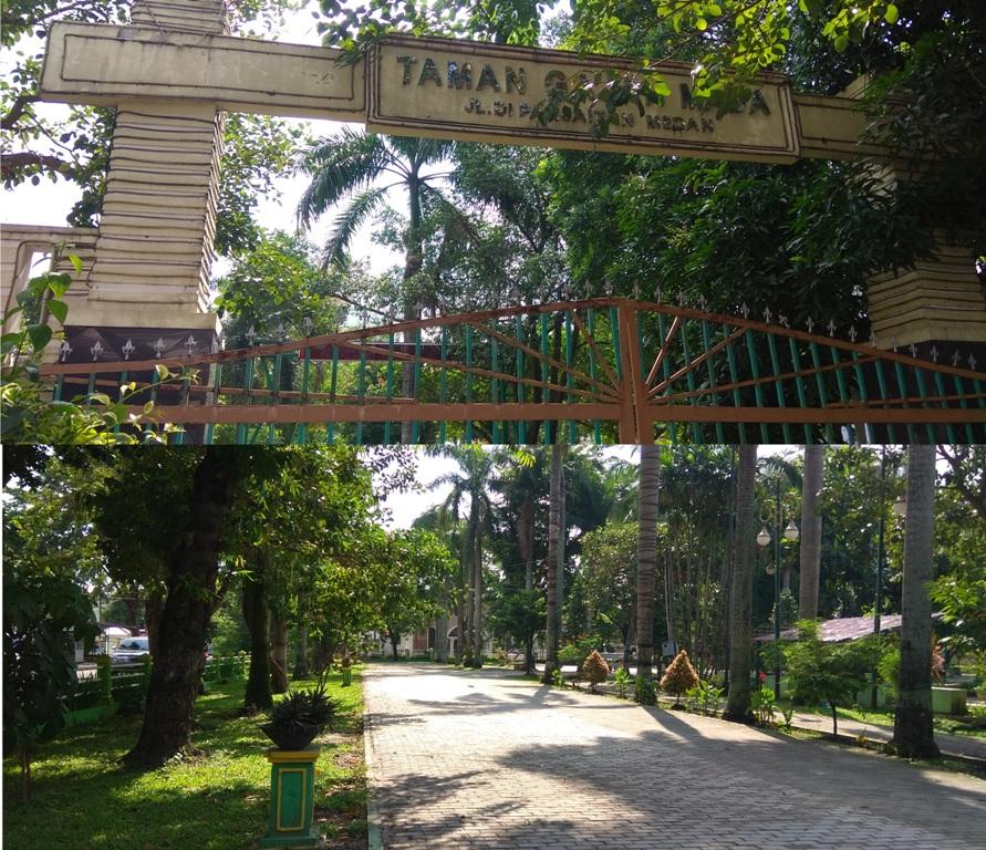 7 Tempat Jogging Medan Lari Pagi Sore Hari Cerita Taman