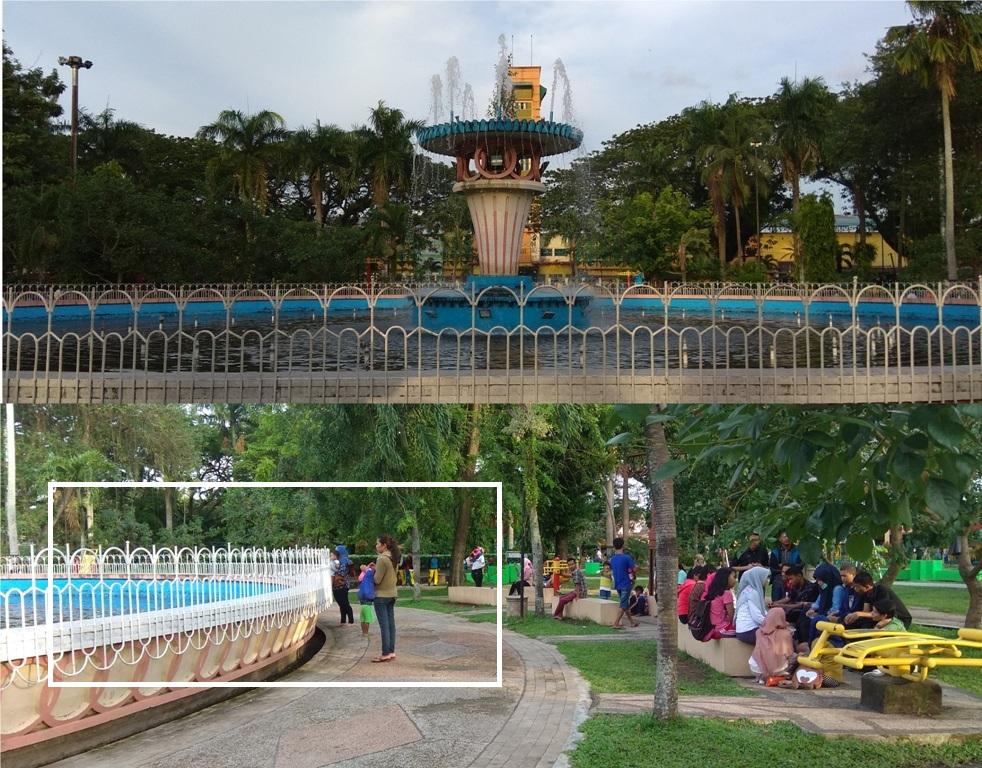 Lari Pagi Sore Hari Medan 7 Daftar Tempatnya Informasi Taman