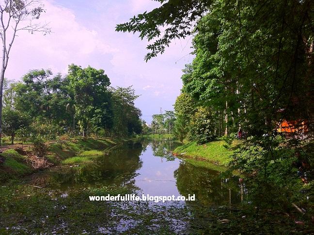 Rekreasi Taman Cadika Johor Travelicious Lokasi Bersebelahan Komplek Perumahan Citra