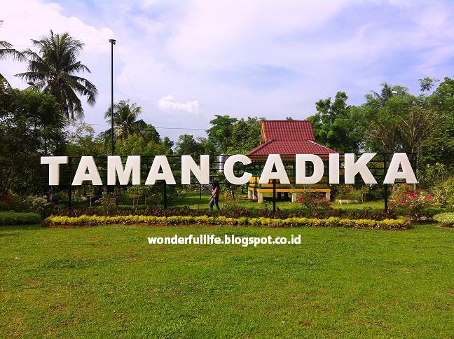 Rekreasi Taman Cadika Johor Travelicious Terakhir Lokasi Kembali Dikelola Diremajakan