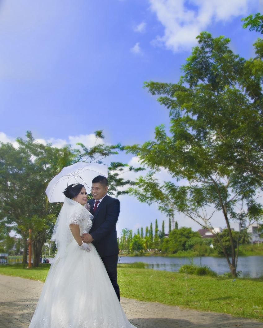 Romantis 8 Lokasi Pre Wedding Terbaik Medan Taman Cadika Pramuka