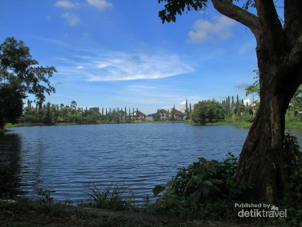Satu Danau Cantik Sumatera Utara Cadika Pramuka Taman Kota Medan