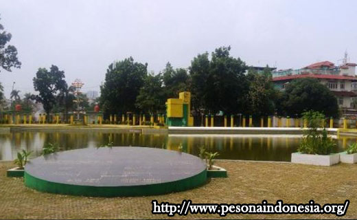 Taman Bunga Medan Wajib Dikunjungi Pesona Indonesia Sri Cadika Pramuka