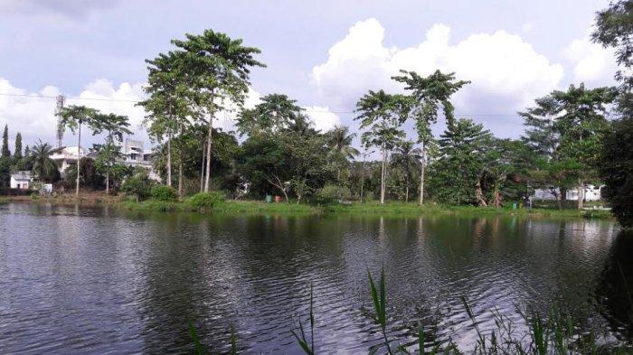 Taman Cadika Jernih Keindahan Danau Jadi Magnet Pengunjung Pemandangan Pramuka