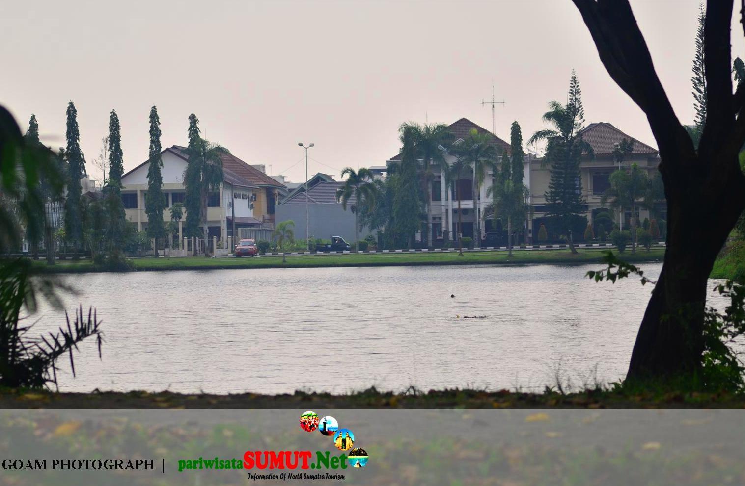 Taman Cadika Laksana Hutan Tengah Kota Medan Pariwisata Sumut Lebih