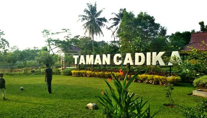 Taman Cadika Makin Ramai Dikunjungi Respon Wali Kota Inilahmedan Medan