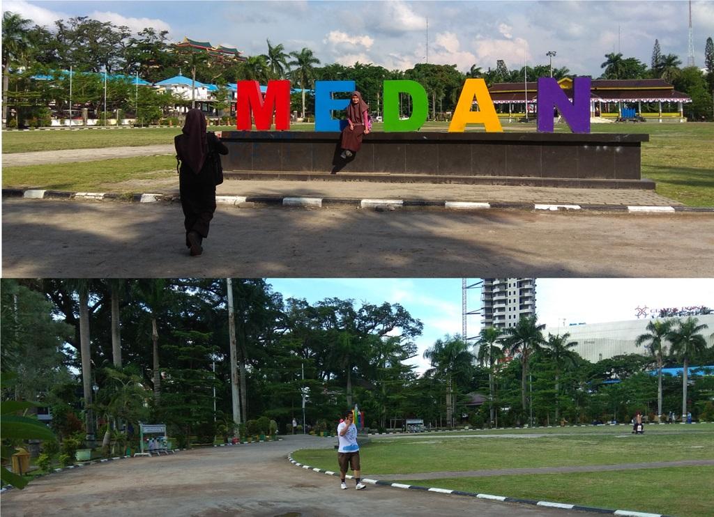 Taman Cadika Pramuka Cerita Medan 7 Tempat Jogging Lari Pagi