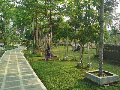 Taman Cadika Pramuka Disukai Warga Kota Medan Sioge Masyarakat Ramai