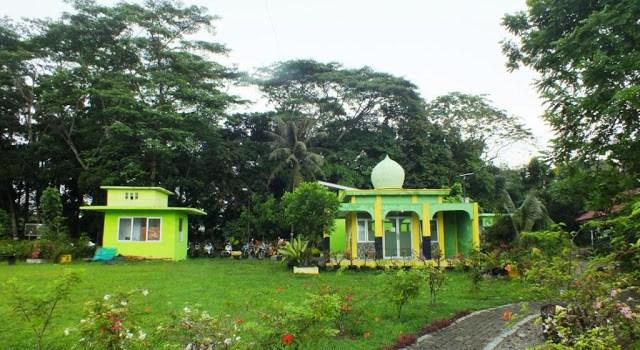 Taman Cadika Pramuka Medan Semedan Kota