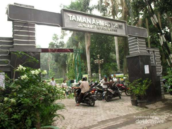 Taman Indah Kota Medan News Lewatmana Http Images Detik Cadika