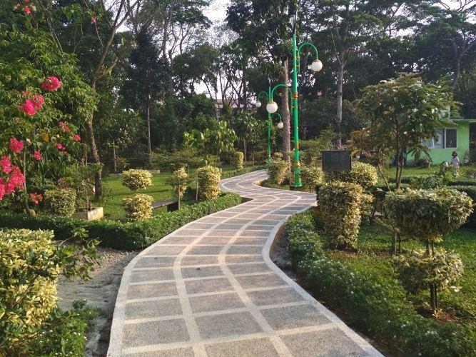 Wali Kota Medan Mengaku Puas Taman Cadika Pramuka Mulai Ramai