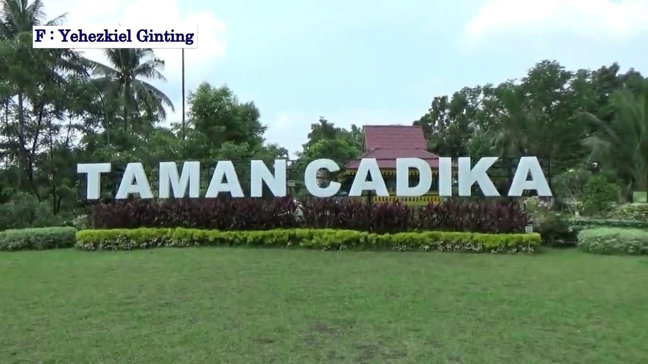 Wisata Gratis Taman Cadika Youtube Pramuka Kota Medan