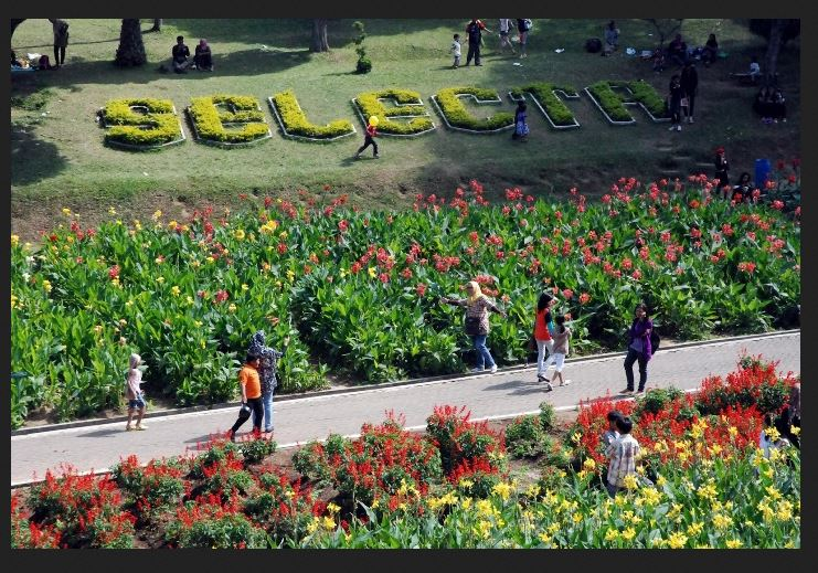 7 Taman Bunga Terindah Indonesia Wajib Kunjungi Ndik Home Garden